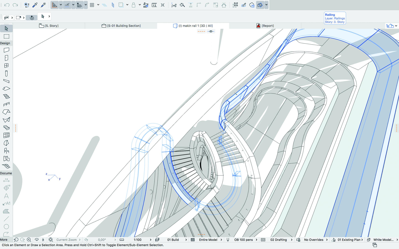 Archicad le bim 3d abvent for L architecture moderne plan